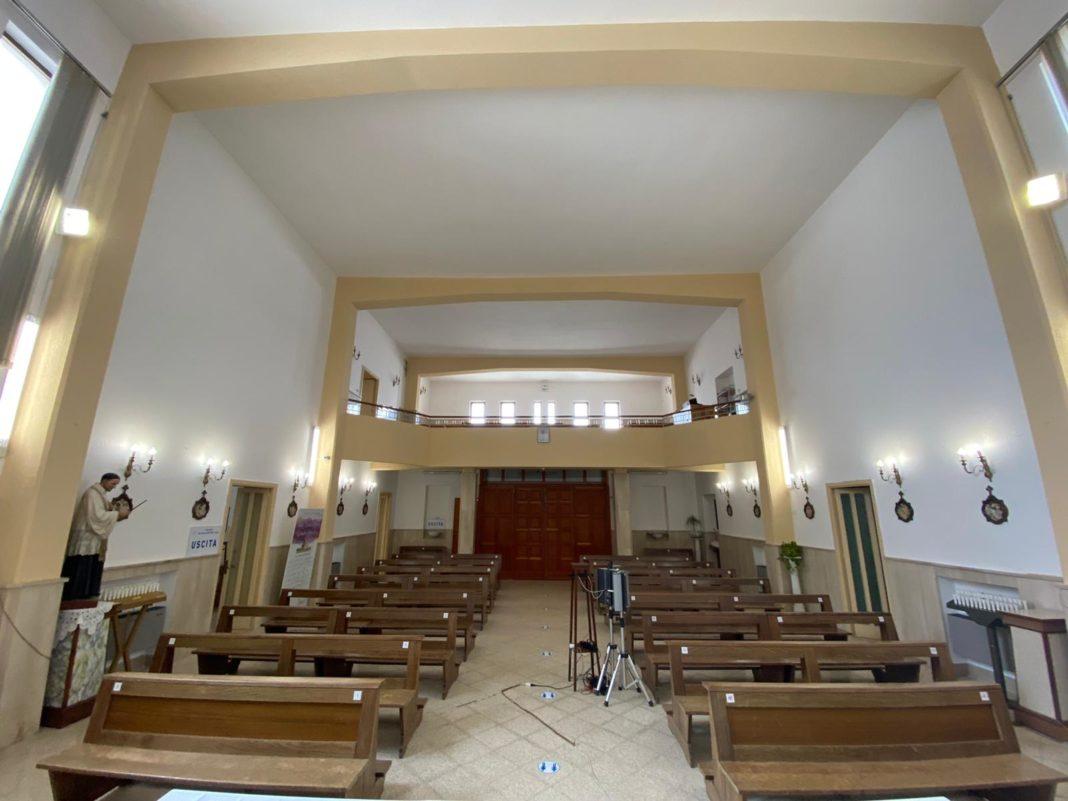 Parrocchia S. Vincenzo de Paoli